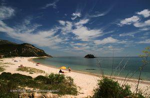 Praia Portinho da Arrábida, Setúbal