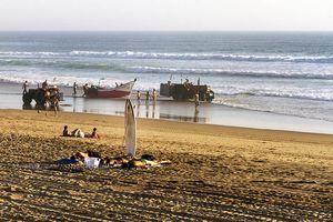 Surf and Arte Xavega in Costa da Caparica