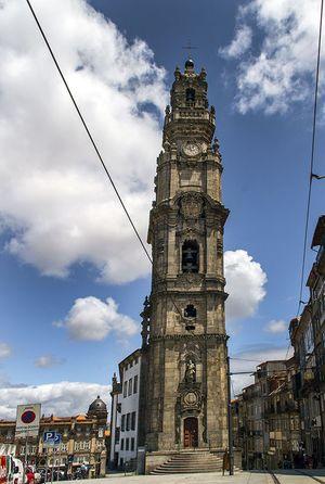 Torre dos Clérigos Tower