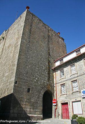 Torre dos Ferreiros Tower