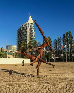 Vasco da Gama, Parque das Nações, Lisboa