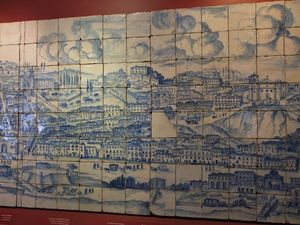 Azulejo (Tile) National Museum