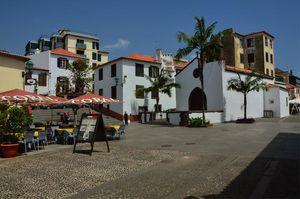 Centro Histórico de Funchal