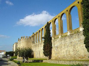 aqueduct of Serpa