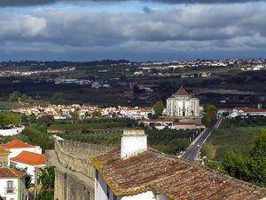 Santuario do Senhor Jesus da Pedra, Óbidos, Portugal