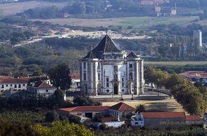 Santuario do Senhor Jesus da Pedra, Óbidos